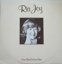 RIA JOY - COME RAIN OR COME SHINE -  LP