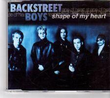 (FK507) Backstreet Boys, Shape Of My Heart - 2000 CD