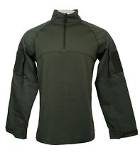 Mens CONDOR Green Tactical Pullover Jacket with Pockets Sleeves Size M