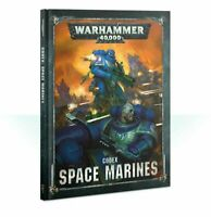 Warhammer 40K Space Marines Codex Hardcover NEW 2019 Pre Order