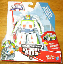 Transformers RESCUE BOTS MEDIX THE DOC-BOT Vehicle Playskool Heroes AMBULANCE