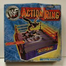 Jakks Pacific WWF Action Ring Playset #W82439 (2001) New NIB