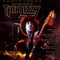 THIN LIZZY dedication - the very best of (greatest hits) (CD, album) hard rock
