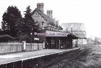 rp00120 - Isle of Wight - St Helens Railway Station - photo 6x4