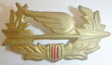 Brass Beret Badge - TIGER FORCE RANGERS - Vietnam War - Special Forces - 3038