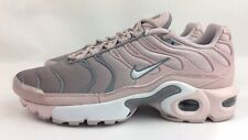 Nike Air Max Plus GS Barely Rose Pink/White Sz 7Y 718071-600 New