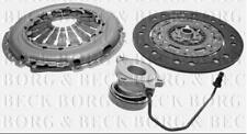 HKT1049 BORG & BECK CLUTCH 3in1 CSC KIT fits GM Astra 1.3 CDTi 05- NEW O.E SPEC!