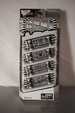 Tech Deck Rare 4 pk PLAN B Finger Skateboard 96 mm 96mm