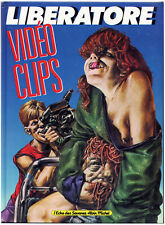 VIDEO CLIPS (1984) LIBERATORE 1st Printing ECHO DES SAVANES Comics GRAPHIC NOVEL