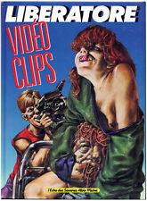 VIDEO CLIPS (1984) LIBERATORE 1st Printing ECHO DES SAVANES Comics GRAPHIC NOVEL