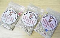 3 x packs Magic REINDEER FOOD CHRISTMAS EVE DUST Kids Activity SANTA Tradition