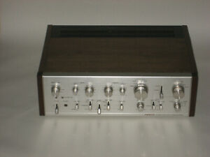 Pioneer SA-9100 Stereo Integrated Amplifier, Complete Pro Rebuild, Superb Sound!