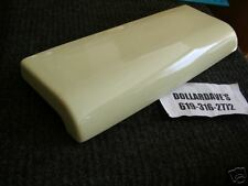 Crane Criterion Yellow Toilet Tank Lid / Cover / Top