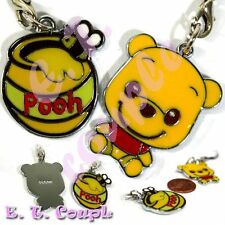 2X Disney Baby Pooh/Honey Cell phone strap couple chain
