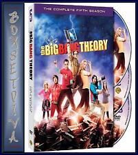 THE BIG BANG THEORY COMPLETE SEASON 5 *BRAND NEW DVD*