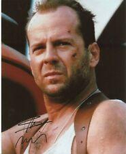 Bruce Willis ++ Autogramm  ++ Stirb langsam ++ Armageddon ++ Autograph