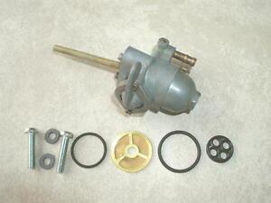 Honda petcock rebuild and repair kit CB 550 K CB550K 1974 - fuel valve repair