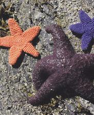 Crochet Pattern ~ STARFISH Stuffed Animal Kids Toy ~ Instructions