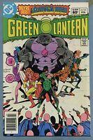 Green Lantern #161 1983 Omega Men Lantern Corps Dave Gibbons DC Comics