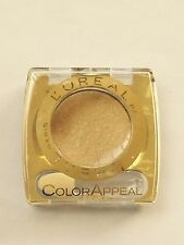 LOREAL COLOR  EYESHADOW COLOUR no 23 GOLDEN SHIMMER  NEW