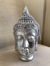 Divine Thai Buddhas Head Statue, Unique From Sius