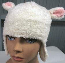 Toddler 2T - 5T Novelty Sheep Winter Stocking Cap Hat