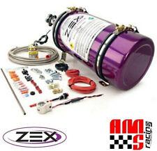 Zex 82270 Show Nitrous Oxide Purge Kit w/o Light Includes 10 lb Bottle