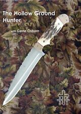 The Hollow Ground Hunter with Gene Osborn (Knifemaking DVD)