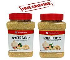 Member's Mark Minced Garlic (48 oz.)