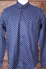 Gabicci Men's Cotton Button Down Casual Shirts & Tops