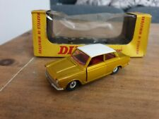 RARE Dinky Toys No 133 Ford Cortina VNM Boxed in HTF GOLD from the 1960s