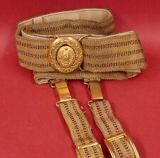 Soviet M-45 General Dress Belt + Dagger Sword Hangers WW2 VICTORY PARADE Uniform