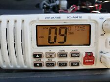 Icom Vhf Marine Radio