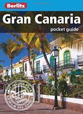 Berlitz Pocket Guide Gran Canaria Latest Edition