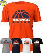 Syracuse Orange Pride Basketball Jersey Shirt Men Size S-5XL