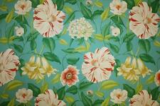 Sanderson Curtain/Upholstery Fabric Design Floreanna bold bright floral 3.5 mtrs