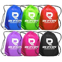 Wholesale School Drawstring Bag Sport Gym Sack Swim PE Kit Shoe Sports Backpack