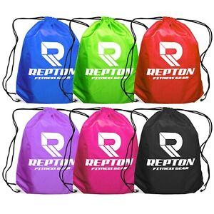 Wholesale School Drawstring Bag Sport Gym Sack Swim PE Kit Shoe Sports Backpack