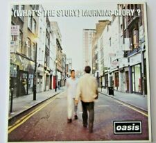 OASIS - What's The Story Morning Glory (UK 1995 1ST PRESS VINYL LP) Near Mint