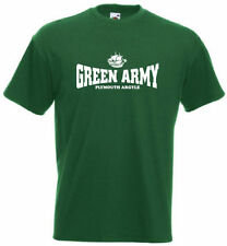 Camiseta de fútbol verde