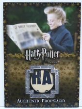 Harry Potter OOTP The Daily Prophet Prop Card #231 of 310