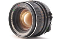 ✈︎FedEx【MINT】Mamiya Sekor C 70mm f2.8 E Lens For M645 Super 1000S Pro From JAPAN