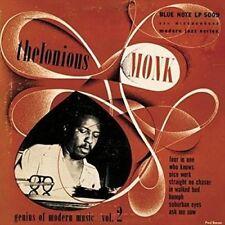 Blue Note Vinyl Records Thelonious Monk
