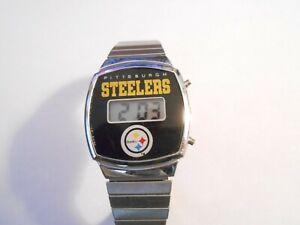 Pittsburgh Steelers digital watch