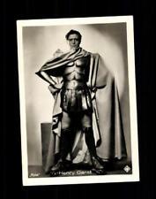 Henry Garat Haus Bergmann Film Photos Zigarettenbild  ## BC 129131