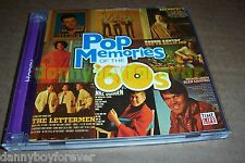 Pop Memories of the 60s Sixties Honey 2 CD Set Time Life 30 Songs