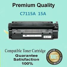 3x C7115A 15A Compatible For HP Laserjet 1000 1005 1200 1200N 1220 3300 MFP 3380