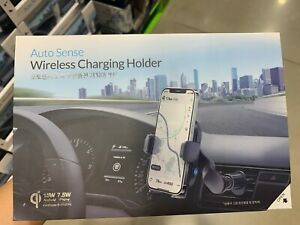 Auto Sense Wireless Charging Holder Light & Small & Easy to use Type C Charging