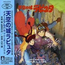 Cast Recording - Laputa: Castle in the Sky Image Album / O.C.R. [New CD] Japan -