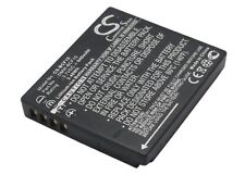 Li-ion Battery for Panasonic Lumix DMC-FX60V Lumix DMC-TS4D Lumix DMC-FS7A NEW